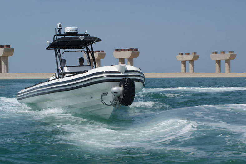 12-Bespoke high performance ASIS 9.8m Amphibious