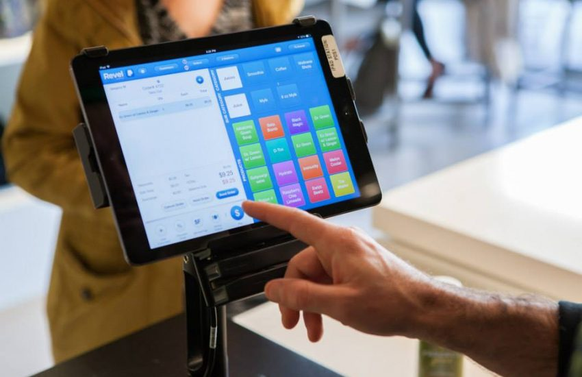 12-POS Cash Drawer - Using Touch Screen For Your Business