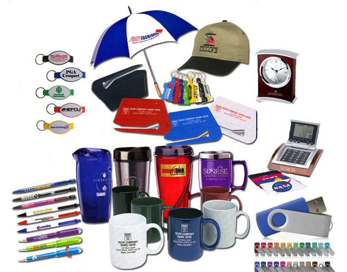12-Advertising Products for Business Use